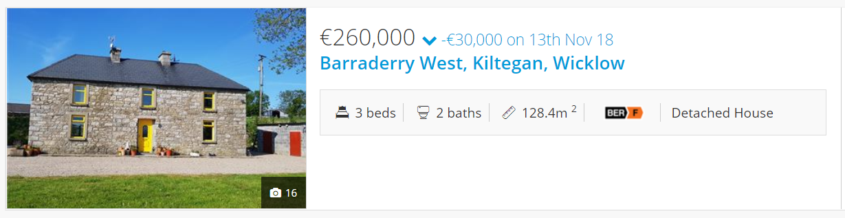 barraderry new price