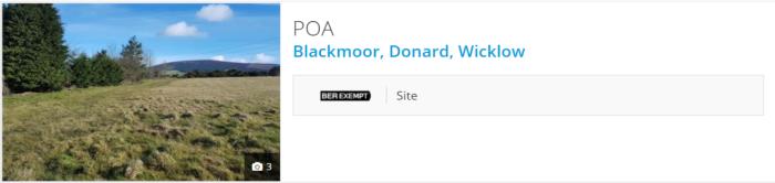 blackmoor TOOMEY